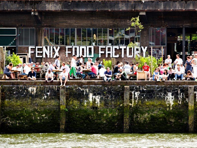 1937 Rotterdam Iris van den Broek fenis food factory katendrecht