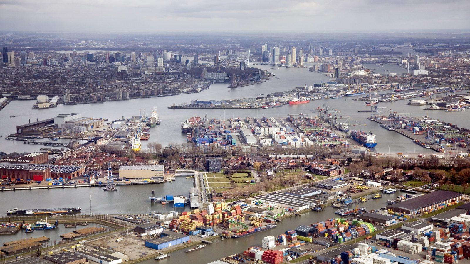 haven rotterdam rppc gerhard van roon
