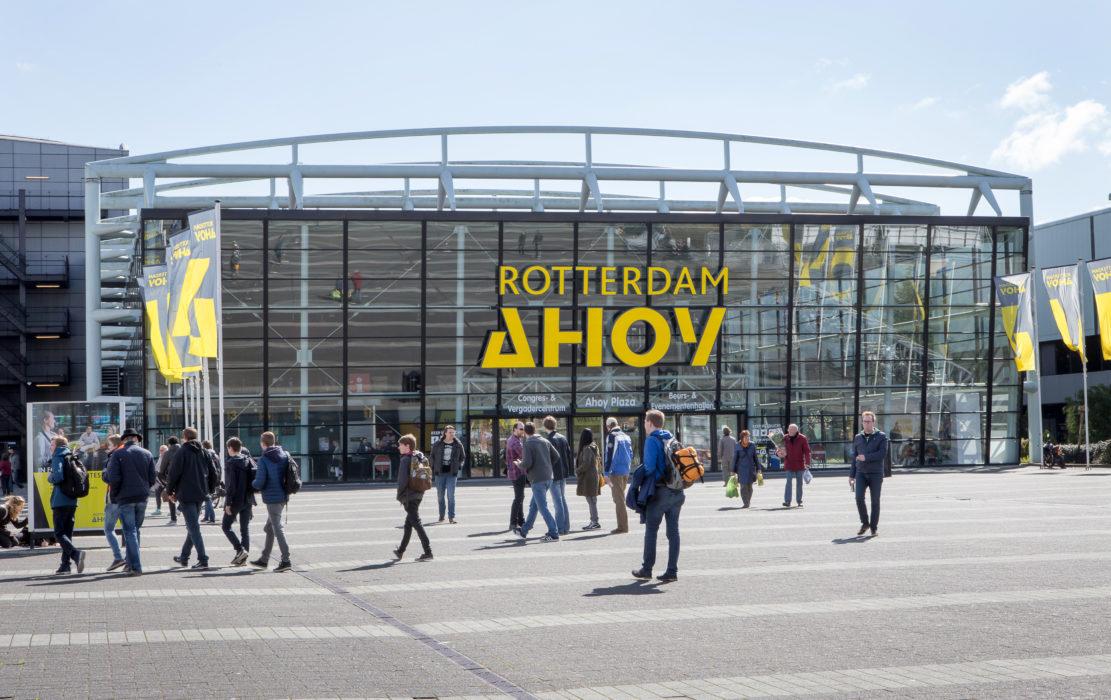 rotterdam ahoy © Charles Batenburg