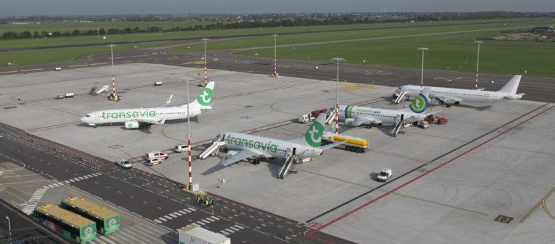 vliegtuig rotterdam the hague airport