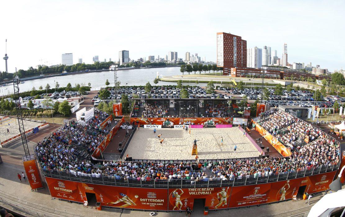 Rotterdam Topsport volleybal