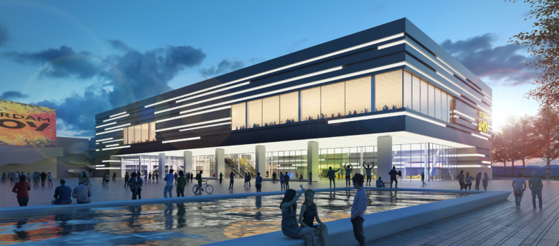 visual Rotterdam Ahoy Convention Centre