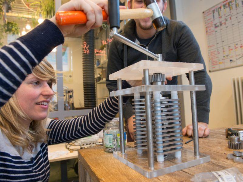 rdm makerspace techniek innovatie rotterdam