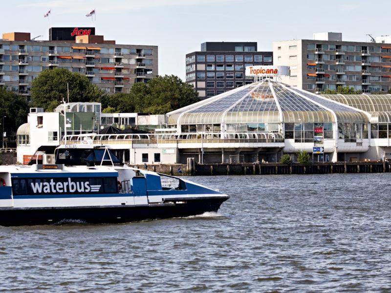 BlueCity met waterbus.