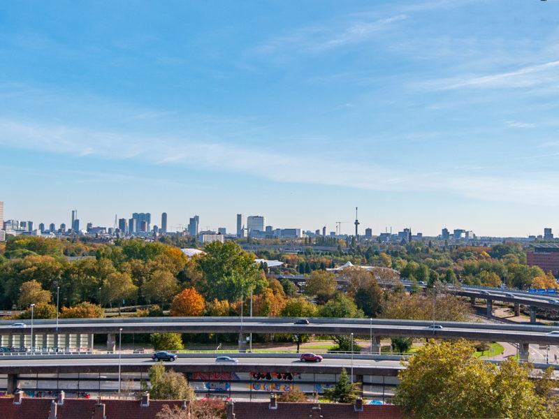 The Skyline of Rotterdam North