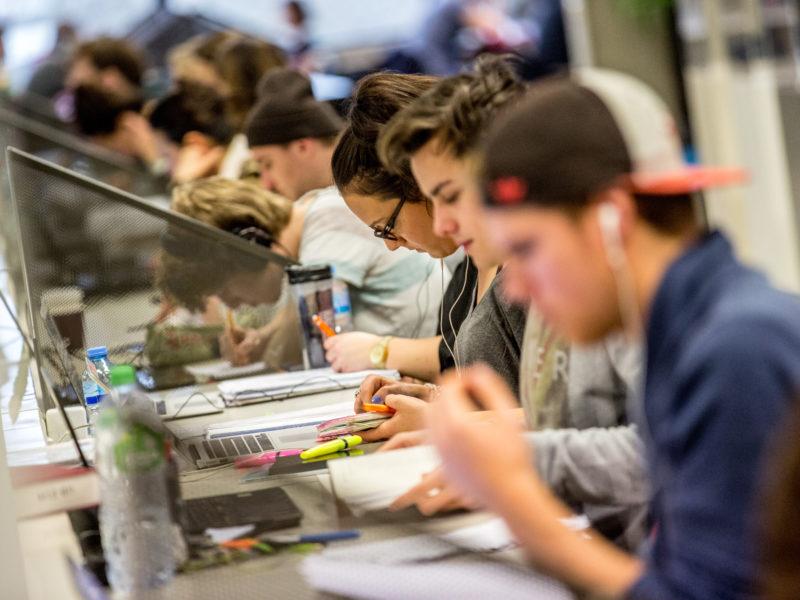 Studeren aan de Erasmus Universiteit Rotterdam