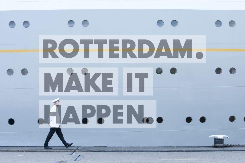Het ss Rotterdam is het voormalige vlaggenschip van de Holland Amerika Lijn. Nu heeft het zijn vaste standplaats gekregen en ligt het aan de kade van Katendrecht met een prachtig uitzicht op de skyline van de stad. Het fungeert nu o.a. als hotel, restaurant en congreszaal.