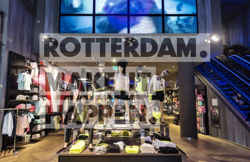 fashion boutique rotterdam