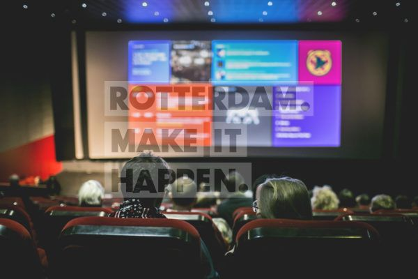 International Film Festival Rotterdam (IFFR) is one of the largest public film events in the world. The Festival actively supports independent filmmaking from around the globe and is a recognized platform in Europe for launching new films and talent.