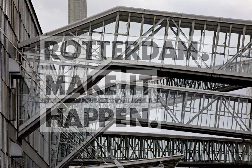 Architectonische aspecten Van Nelle Fabriek.