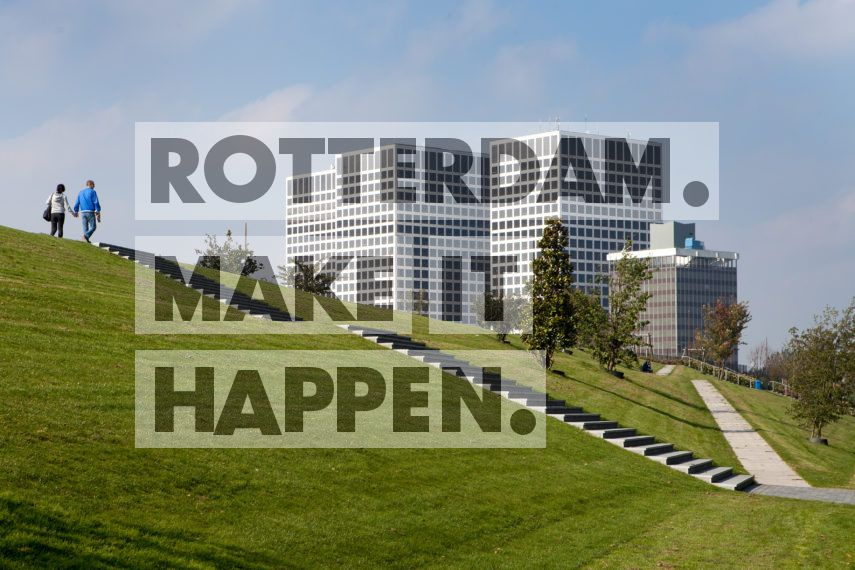Delfshaven: Lee Towers Rotterdam.