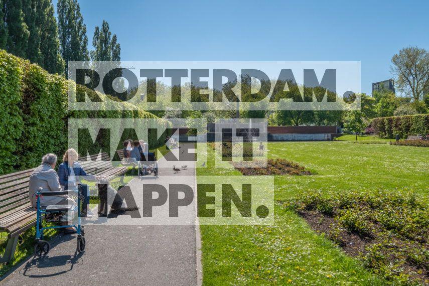 Museumpark Rotterdam.
