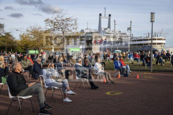 Sinfonia Maritiem Concert 2020 with the ss Rotterdam.