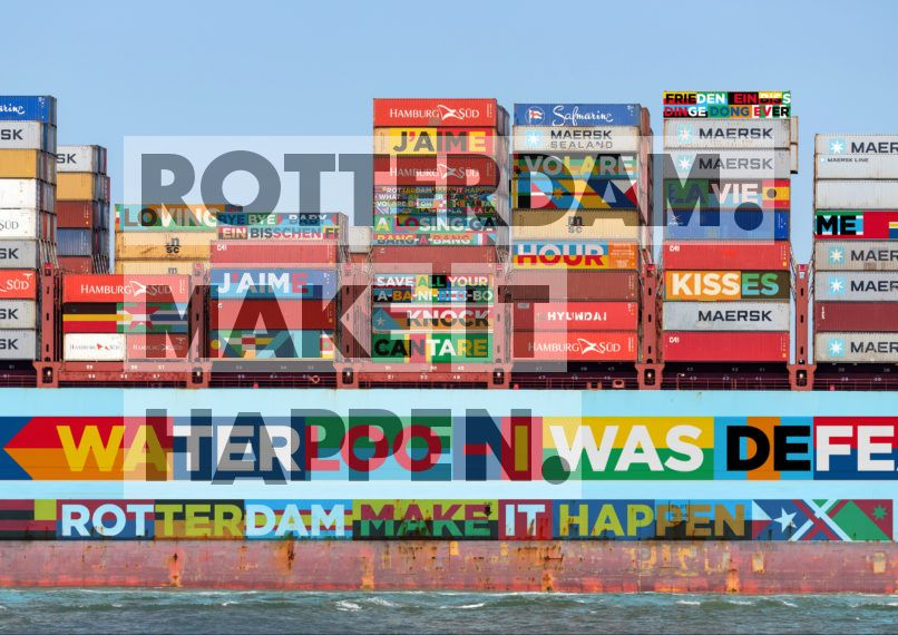 SING ALONG: Containers.